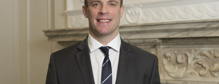 Architects' Journal: Raab in, Sharma out – as housing minister revolving door spins again