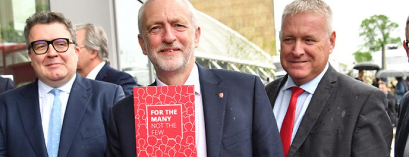 Talking Heads: Labour, Corbyn & the UK property market