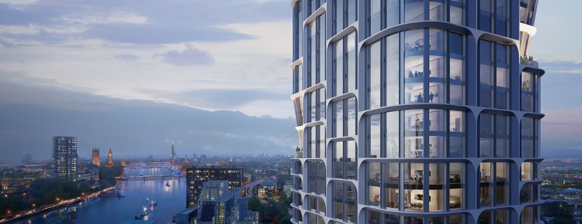 £600m Vauxhall towers cleared to go ahead